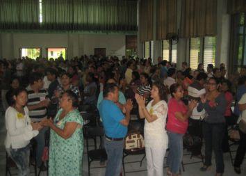Meksyk, Merida: Skupienie w blasku Eucharystii 2013