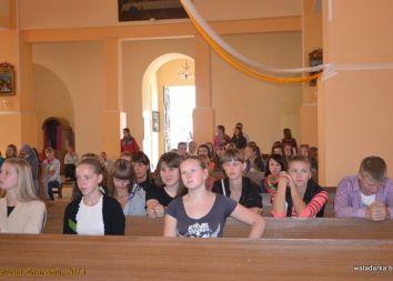 Brasław: Św. Tereska u Królowej Jezior 2013